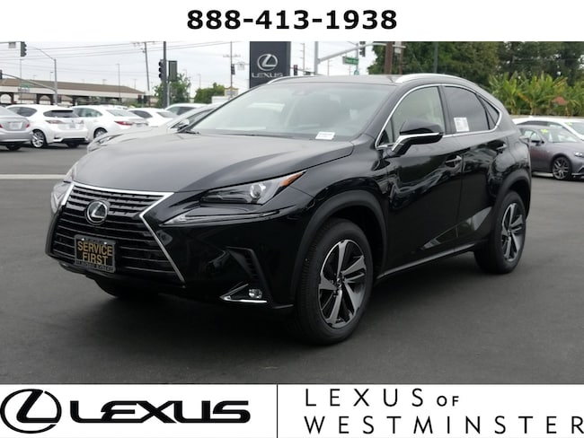 2019 LEXUS NX SUV