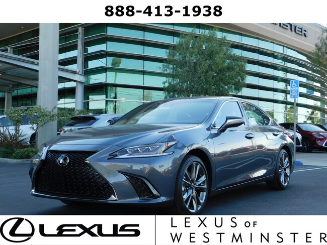 2019 LEXUS ES Sedan
