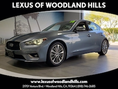 2018 INFINITI Q50 3.0t LUXE 3.0t LUXE RWD