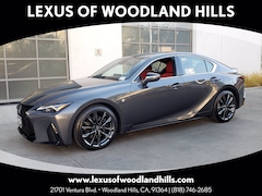 2021 LEXUS IS 350 4dr Car
