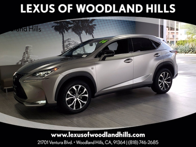 Used 2016 LEXUS NX 200t F Sport AWD  F Sport in Greater Ontario, CA