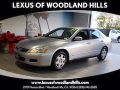 Used 2007 Honda Accord Sdn LX I4 AT LX for sale in Ontario, CA at Oremor Automotive Group