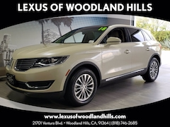 2018 Lincoln MKX Select Select FWD