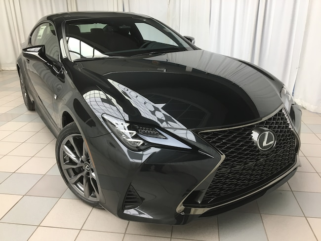 2019 LEXUS RC 300 F Sport Series 1 Package Coupe