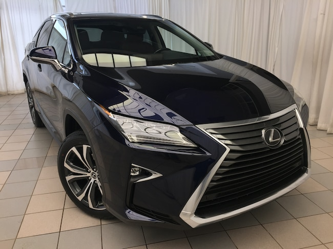 2019 LEXUS RX 350 Navigation Package  SUV