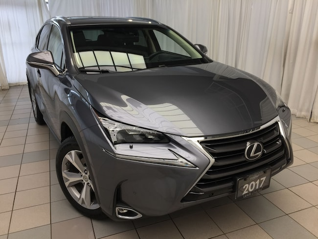 2017 LEXUS NX 200t Executive Package: 1 Owner, Fully Serviced SUV