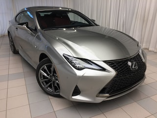 2019 LEXUS RC 350 F Sport Series 3 Package Coupe