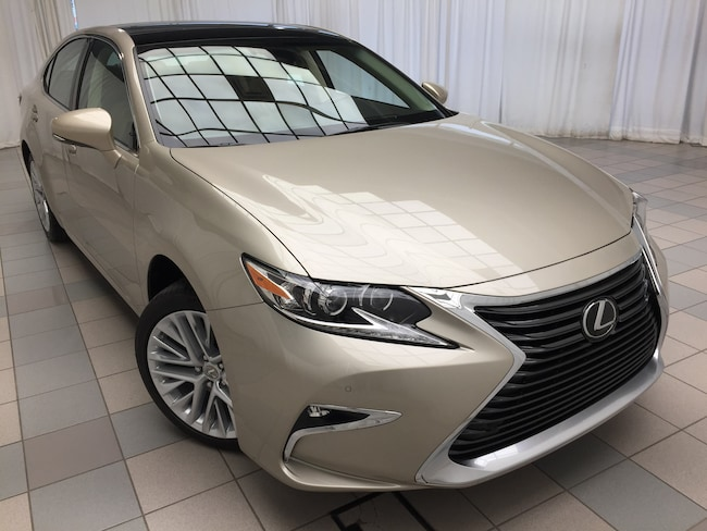 2018 LEXUS ES 350 Executive Package Sedan