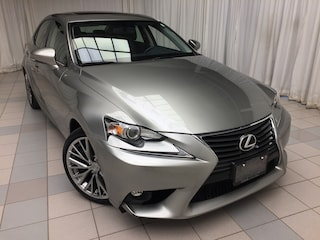 2016 LEXUS IS 300 Premium Package: Fully Serviced  Sedan