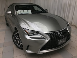 2016 LEXUS RC 350 F Sport Series 2 Package Coupe