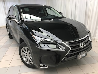 2015 LEXUS NX 200t Base Pkg: 1 Owner, Fully Serviced  SUV