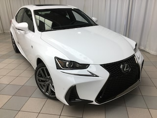 2019 LEXUS IS 300 F Sport 2 Package Sedan