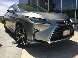 2017 LEXUS RX 350 Luxury Navi Package: 1 Owner, Fully Serviced  SUV