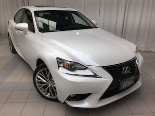 2016 LEXUS IS 300 Premium Package: 1 Owner, Fully Serviced  Sedan