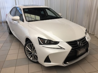 2017 LEXUS IS 300 Premium Sedan