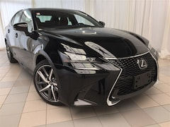 2018 LEXUS GS 350 F Sport Series 2 Package Sedan
