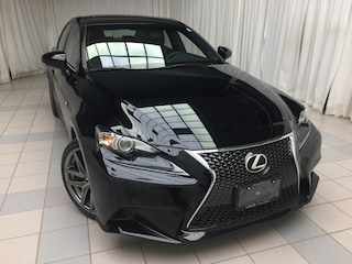 2016 LEXUS IS 300 F Sport Series 2 Package: 1 Owner, Fully Serviced  Sedan