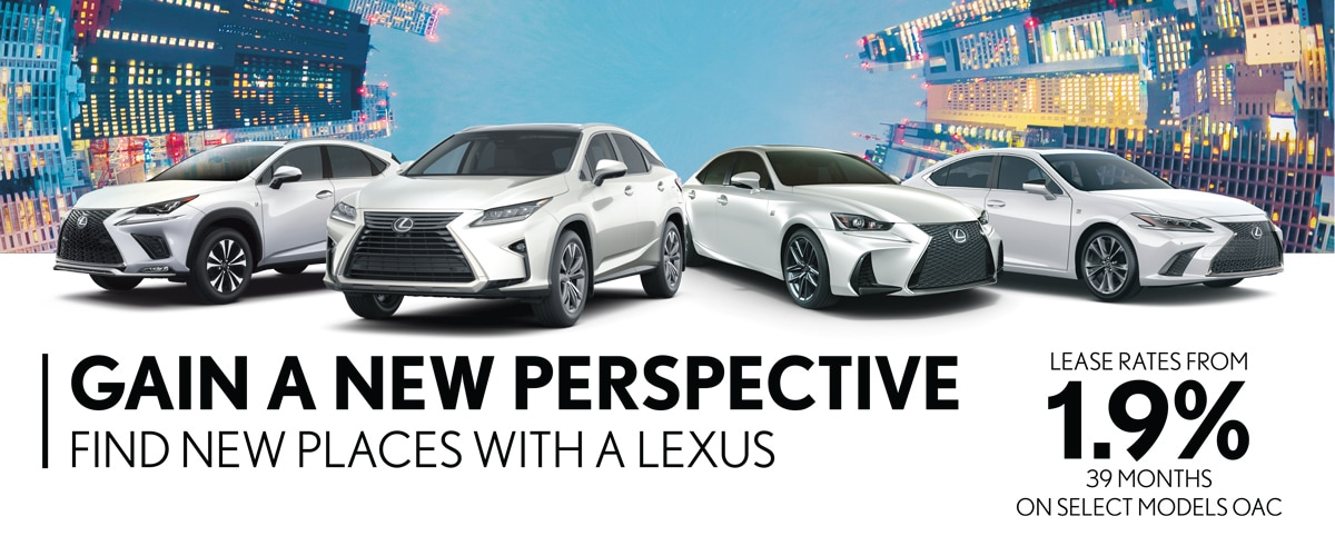 Lexus Lease Offers >> Lexus National Offers In Toronto On At Lexus On The Park