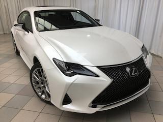 2019 LEXUS RC 300 Premium Package  Coupe
