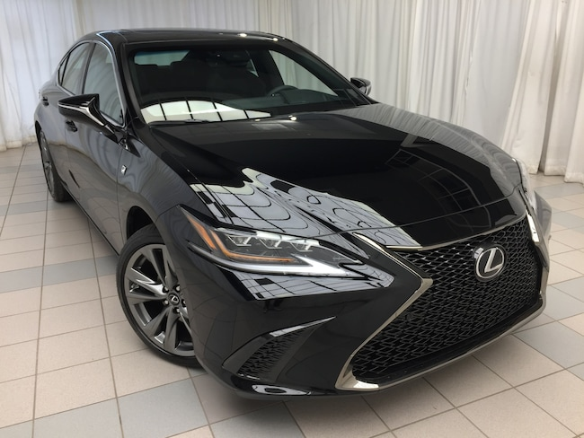 2019 LEXUS ES 350 F Sport Series 2 Package Sedan