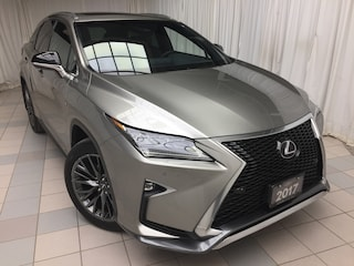 2017 LEXUS RX 350 F Sport Series 2 Package: 1 Owner, Fully Serviced SUV