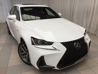 2019 LEXUS IS 300 F Sport Series 2 Package Sedan