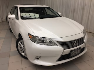 2015 LEXUS ES 350 Touring Package: 1 Owner Sedan