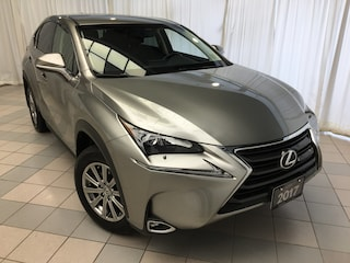 2017 LEXUS NX 200t Base Package: Fully Serviced SUV