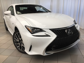 2018 LEXUS RC 350 F Sport Series 2 Package Coupe