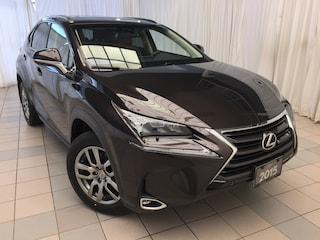 2015 LEXUS NX 200t Luxury Package: 1 Owner, Fully Serviced  SUV