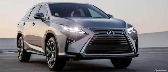 Lexus 3 Row Suv >> 2018 Lexus Rx 350l For Sale In Milwaukee Lexus Of Milwaukee