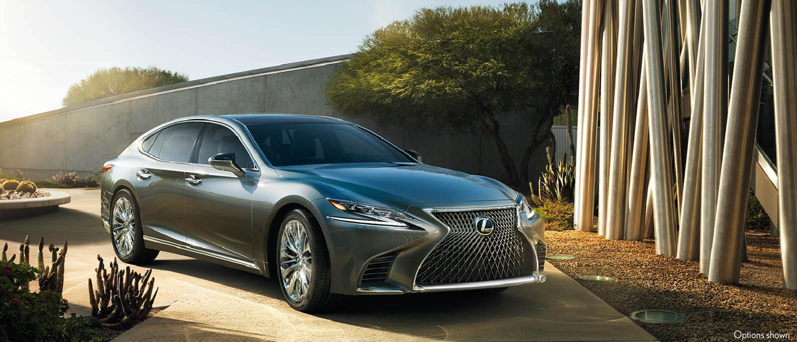 2018 Lexus Ls For Sale Features Specs Phoenix Mesa Az