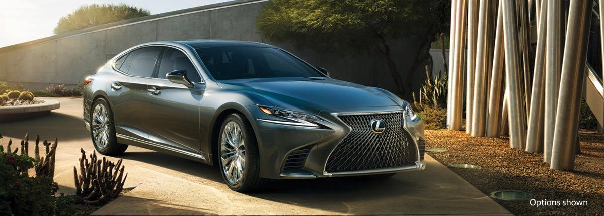 Superb 2018 Lexus LS