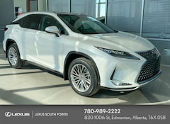 2021 LEXUS RX 350 EXECUTIVE PACKAGE SUV