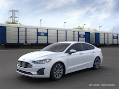 New 2020 Ford Fusion SE Sedan Youngstown, Ohio