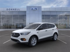 New 2019 Ford Escape S SUV Youngstown, Ohio