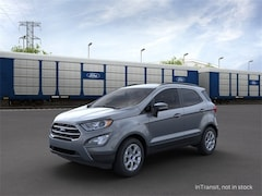 New 2020 Ford EcoSport SE SUV Youngstown, Ohio