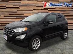 New 2018 Ford EcoSport SE SUV Youngstown, Ohio