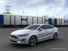 New 2020 Ford Fusion Titanium Sedan Youngstown, Ohio