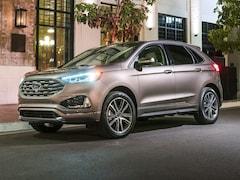 New 2019 Ford Edge Titanium SUV Youngstown, Ohio