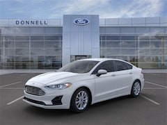 New 2019 Ford Fusion SE Sedan Youngstown, Ohio