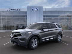 New 2020 Ford Explorer XLT SUV Youngstown, Ohio