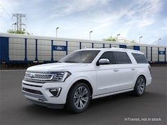 New 2020 Ford Expedition Max Platinum SUV Youngstown, Ohio