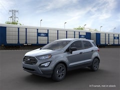 New 2020 Ford EcoSport S SUV Youngstown, Ohio