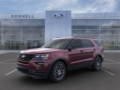 New 2019 Ford Explorer Sport SUV Youngstown, Ohio