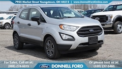 New 2019 Ford EcoSport S SUV MAJ3S2FE3KC256632 For Sale in Youngstown