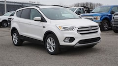 New 2018 Ford Escape SEL SUV Youngstown, Ohio