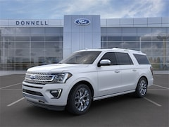 New 2019 Ford Expedition Max Platinum SUV Youngstown, Ohio