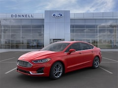 New 2020 Ford Fusion SEL Sedan Youngstown, Ohio