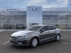 New 2019 Ford Fusion S Sedan Youngstown, Ohio